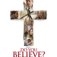 Do You Believe? 27x40 Movie Poster (2015)