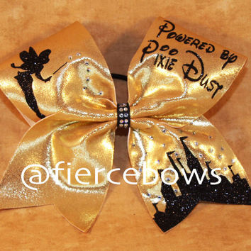 Powered by Pixie Dust Cheer Bow
