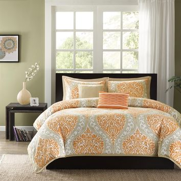 Intelligent Design Sabrina 5-piece Comforter Set | Overstock.com Shopping - The Best Deals on Teen Comforter Sets