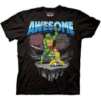 Teeange Mutant Ninja Turtles Awesome T-Shirt