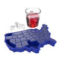 United States of Ice Cube Tray