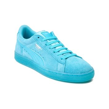 Youth/Tween Puma Suede Classic Iced Athletic Shoe