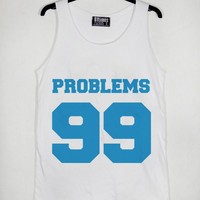 99 Problems Jay-Z Awesome Unisex Tank Top Adult