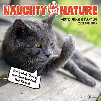 Naughty in Nature Wall