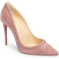 Christian Louboutin Anjalina Pointy Toe Pump (Women) | Nordstrom