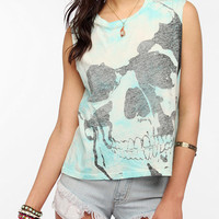 Truly Madly Deeply Death Face Muscle Tee