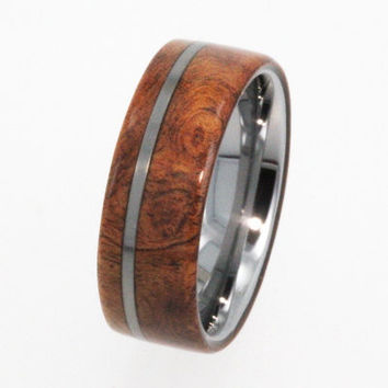 Mens Tungsten Wedding Rings / Tungsten Ring by jewelrybyjohan