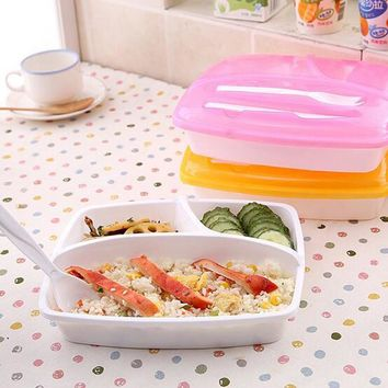 Lunch Box Dinnerware Sets Microwave