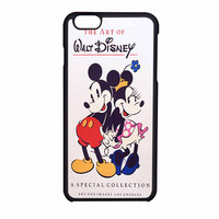 Walt Disney Vintage Mickey Mouse Character iPhone 6 Case