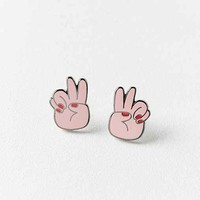 Tuesday Bassen Peace Pin Set