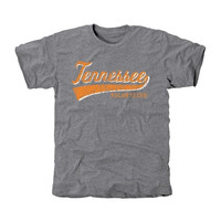 Tennessee Volunteers All-American Primary Tri-Blend T-Shirt - Ash
