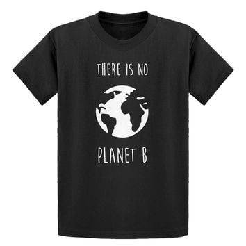Youth There is no Planet B Kids T-shirt