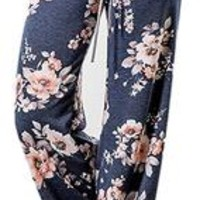 Floral Pj Bottoms
