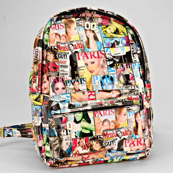 Magazine Backpack