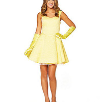 Yellow Storybook Princess Dress - Spirithalloween.com