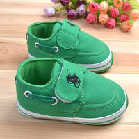 Green Polo Walkers