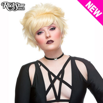 RockStar Wigs® Sassi Short - Light Blonde -00712