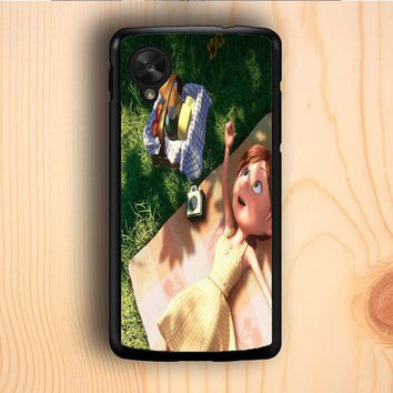 Dream colorful Up Movie Carl And Ellie 1 Nexus 5 Case