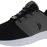 U.S. Polo Assn Clinch 3 Mens Lightweight Running Sneakers