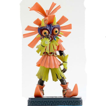 Legend of Zelda Majoras Mask Special Edition figure figurine statue video game link nintendo display