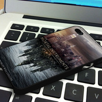 The Mortal Instrument City of Bones Iphone 4 Case  Iphone 4S Case