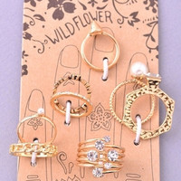 Build Me Up Ring Set