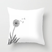Key to Success Throw Pillow by Isabel Goodman | Society6