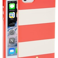 Women's kate spade new york 'fairmont square' iPhone 5 & 5s case - Pink