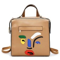 Winking Face 2-in-1 Bag