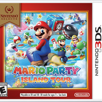 Mario Party Island Tour - Nintendo Selects - Nintendo 3DS (New)