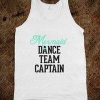 Mermaid Dance Team Captain