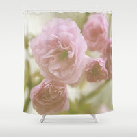 So Pretty In Pink  Shower Curtain by Stacy Frett