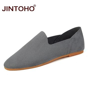 Luxury Casual Shoes Slip On Men Leather Loafers Leather Shoes Designer Men Flats Casual Male Shoes