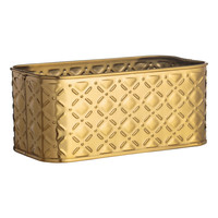 H&M Rectangular Metal Box $14.99