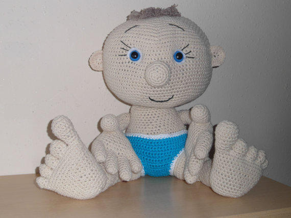 Lalylala Amigurumi Doll : Paul the toadstool lalylala doll lalylala from hippehaakselss on