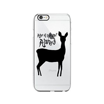 After All This Time? Always Clear Transparent Plastic Phone Case Phone Cover for Iphone 7/8PLUS_ SCORPIOshop (VA273, iphone 7/8PLUS)