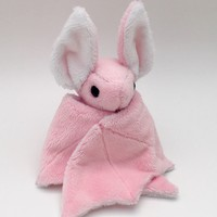 Bat Plushie (Custom Colors)
