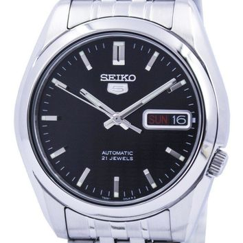 Seiko 5 Automatic 21 Jewels SNK361 SNK361K1 SNK361K Men's Watch
