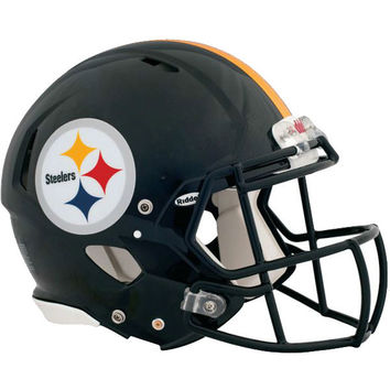 NFL Pittsburgh Steelers Teammate Helmet 3pc Sticker Set