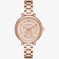 Kohen Rose Gold-Tone Watch | Michael Kors