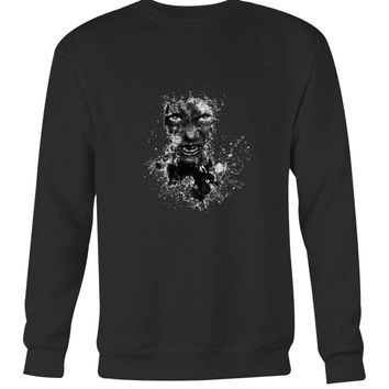 Memphis May Fire Cover Angry Face Long Sweater