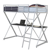 Ameriwood Xloft Bunk Bed at Brookstone—Buy Now!