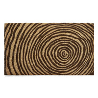 ModCloth Rustic Please Ring Doormat