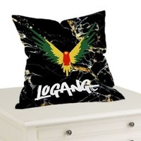 "Maverick Logang Paul Decorative Throw Pillow Case Cushion 16 ""18"" 20"" Cover"