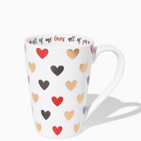Love You & Me Mug | Charming Charlie