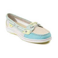 Womens Sperry Top-Sider Angelfish Boat Shoe, Turquoise | Journeys Shoes