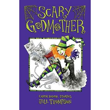Scary Godmother Comic Book Stories (Scary Godmother Comic Book Stories)