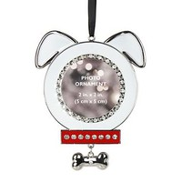 St. Nicholas Square® Dog Frame Christmas Ornament