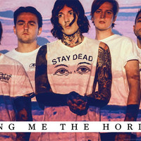 Bring Me The Horizon - Horizon Music Poster 22x34 RP14471 UPC882663044719
