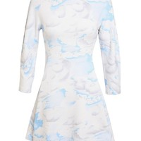 KENZO | Cloud Printed Cotton Sweater Dress | Browns fashion & designer clothes & clothing